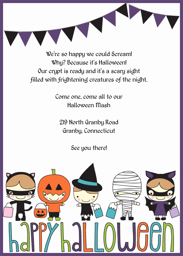 6 Best Of Free Printable Halloween Invitation Witch