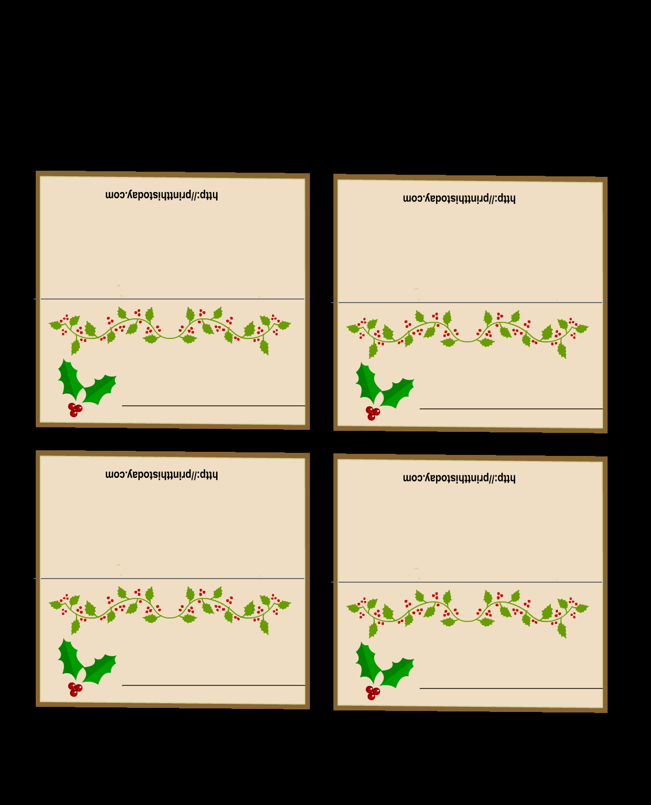 6 Best Of Free Printable Placecards Wedding Place Card Templates Printable Printable
