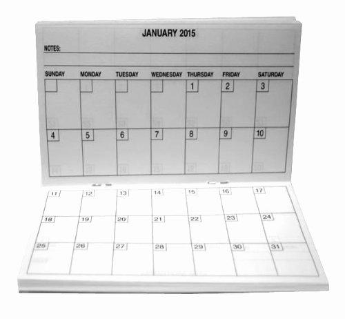6 Best Of Free Printable Pocket Calendars 2015