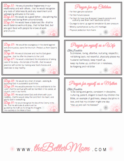 6 Best Of Free Printable Prayer Card Template