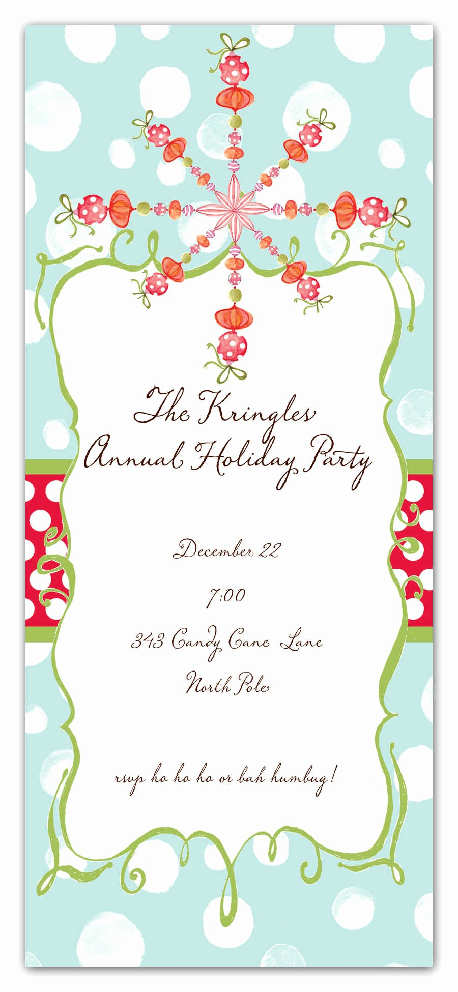 6 Best Of Holiday Fice Invitation Templates