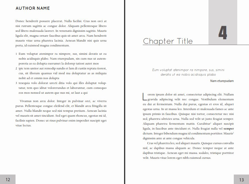 6 Best Of Indesign Book Template Wedding