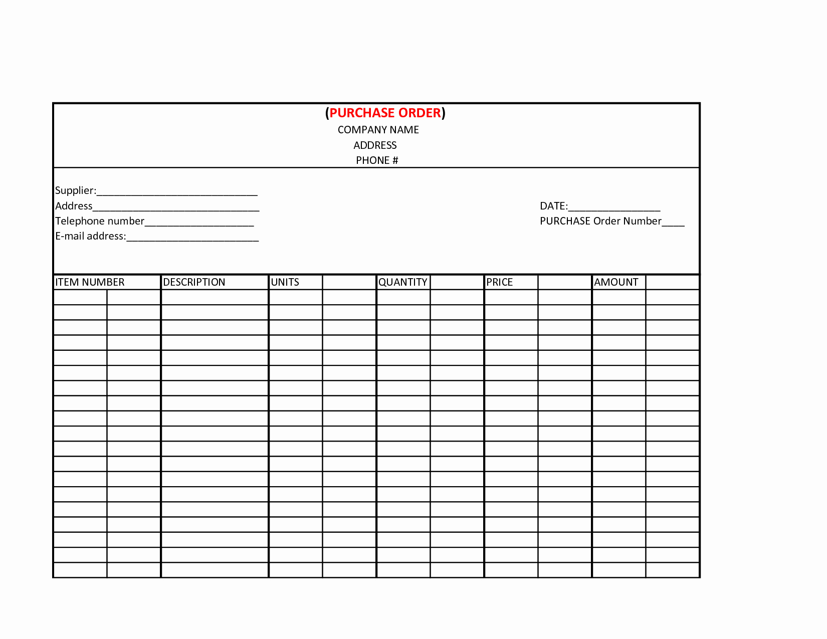 6 Best Of Manufacturing Work order Template
