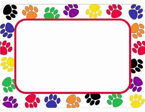 6 Best Of Name Tag Templates Printable Preschool