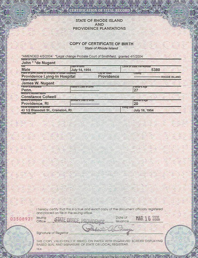 6 Best Of Texas Birth Certificate Template Texas