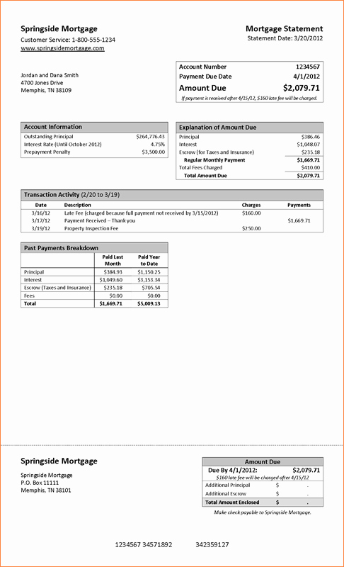 6 Chase Bank Statement Templatereport Template Document