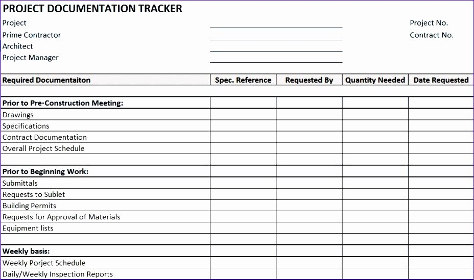 6 Construction Punch List Template Excel Exceltemplates Exceltemplates