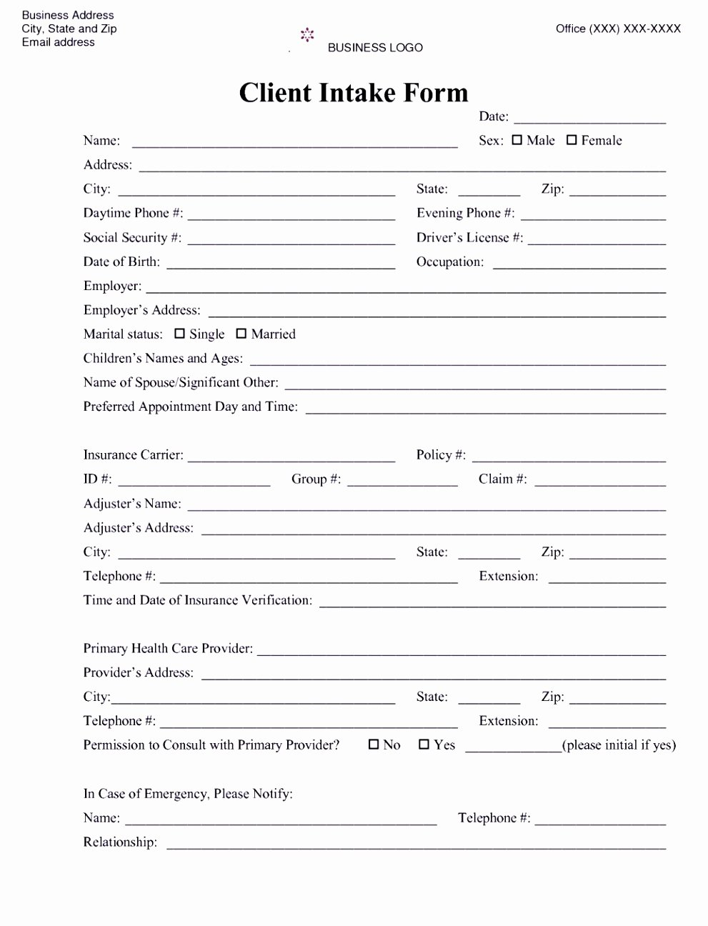 6 Counselling Referral form Template Uyefi