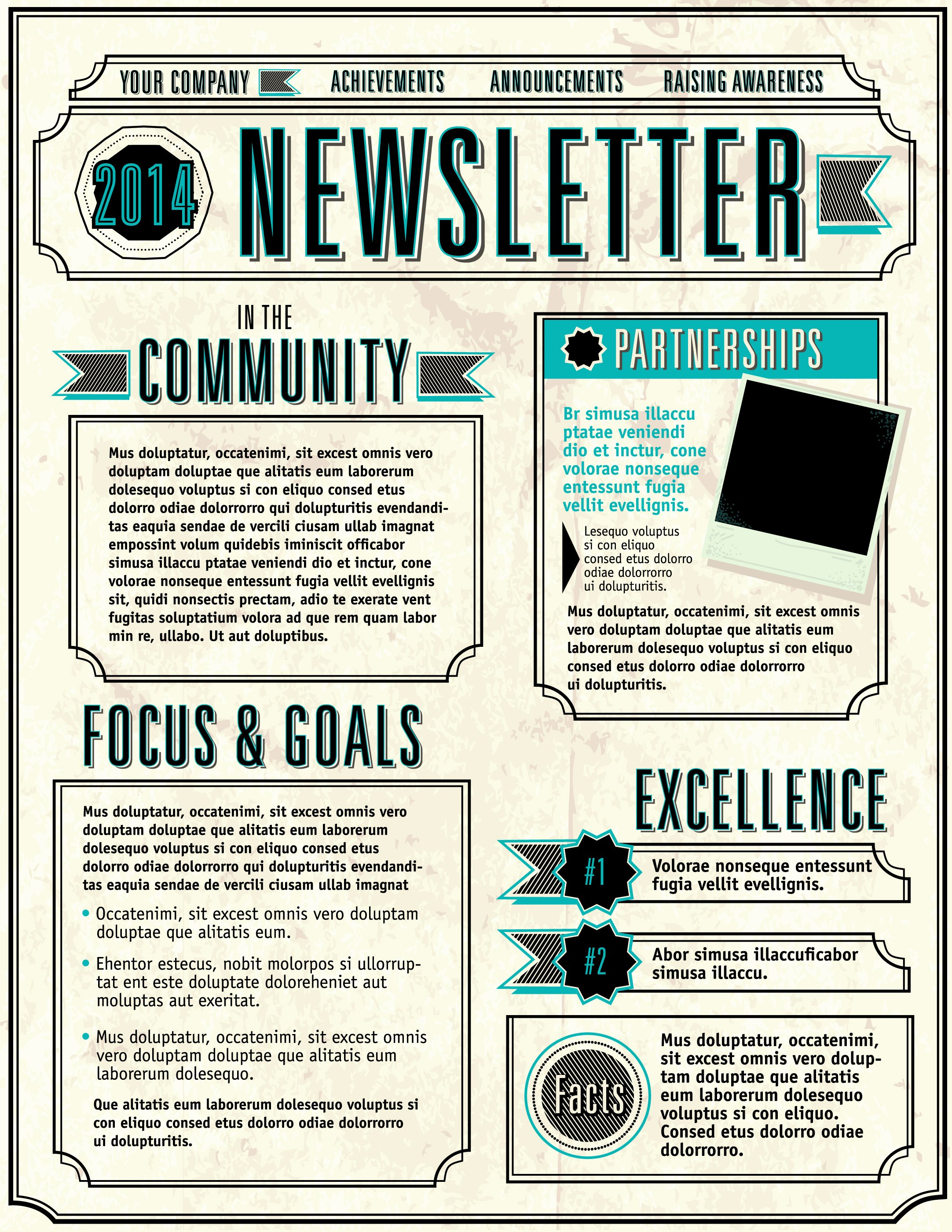 6 Elements Of A Great Email Newsletter