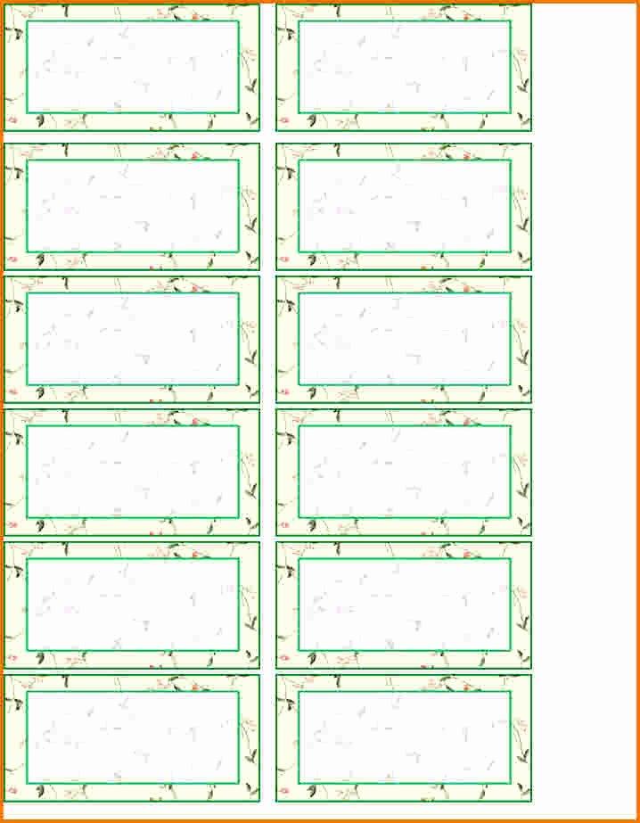 6 Free Printable Address Labels