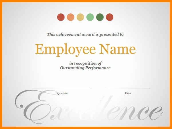 6 Google Docs Certificate