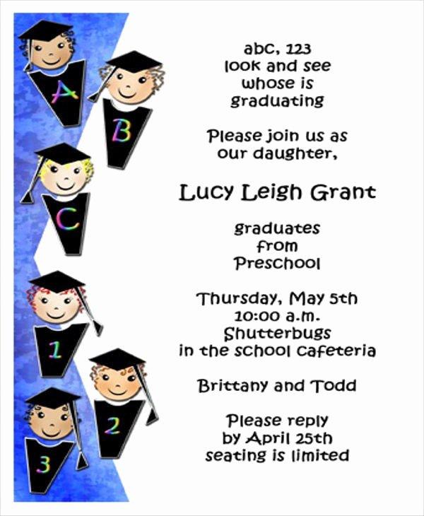 6 Graduation Program Templates – Pdf Word