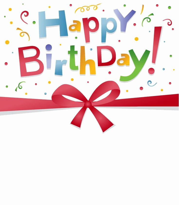 6 Happy Birthday Cards Png Hd
