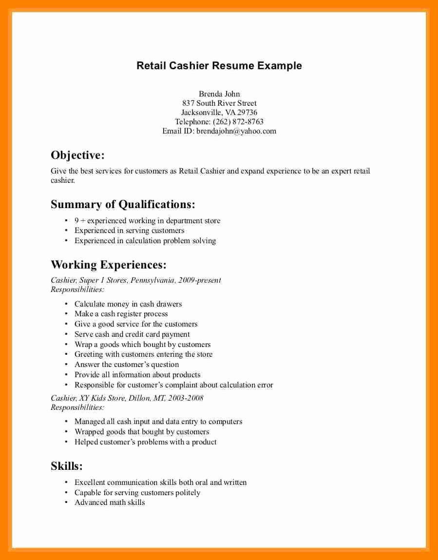 6 Pharmacy Clerk Resume