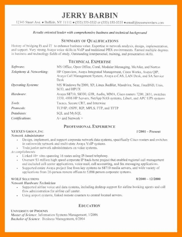 6 Resume software Skills