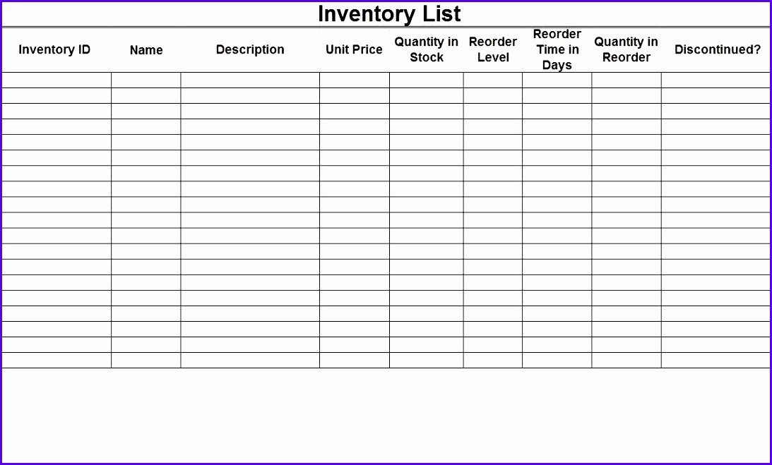 6 Stock Analysis Excel Template Exceltemplates