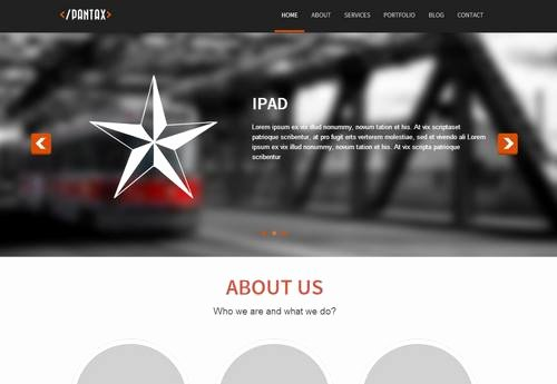 60 Free and Premium HTML Css Portfolio Templates Xdesigns