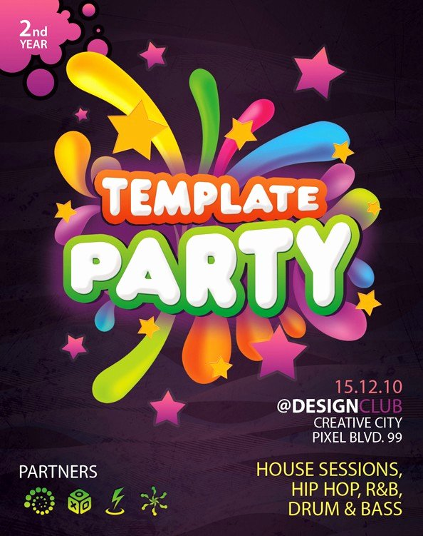 60 Free Psd Poster and Flyer Templates [updated]