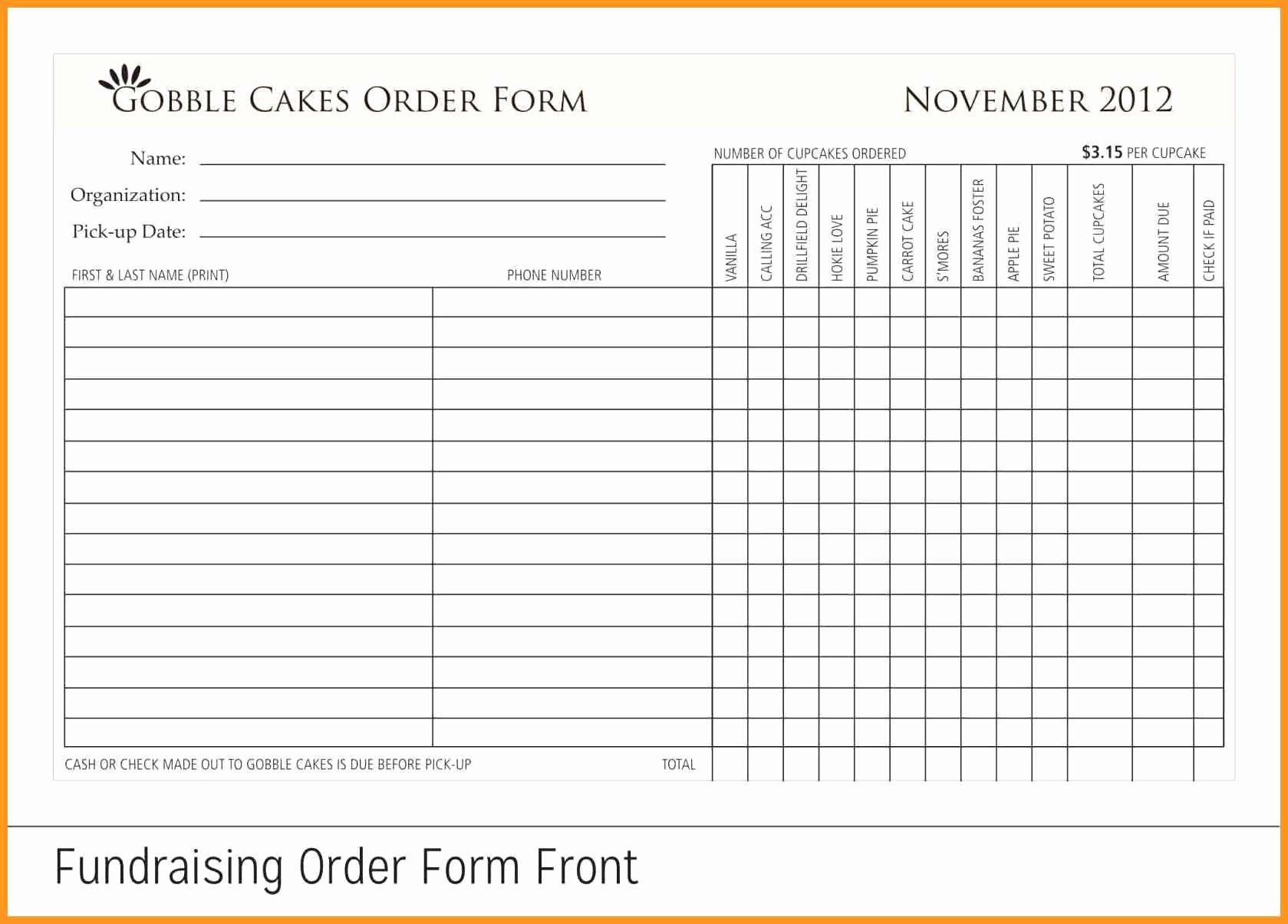 7 8 Fundraising form