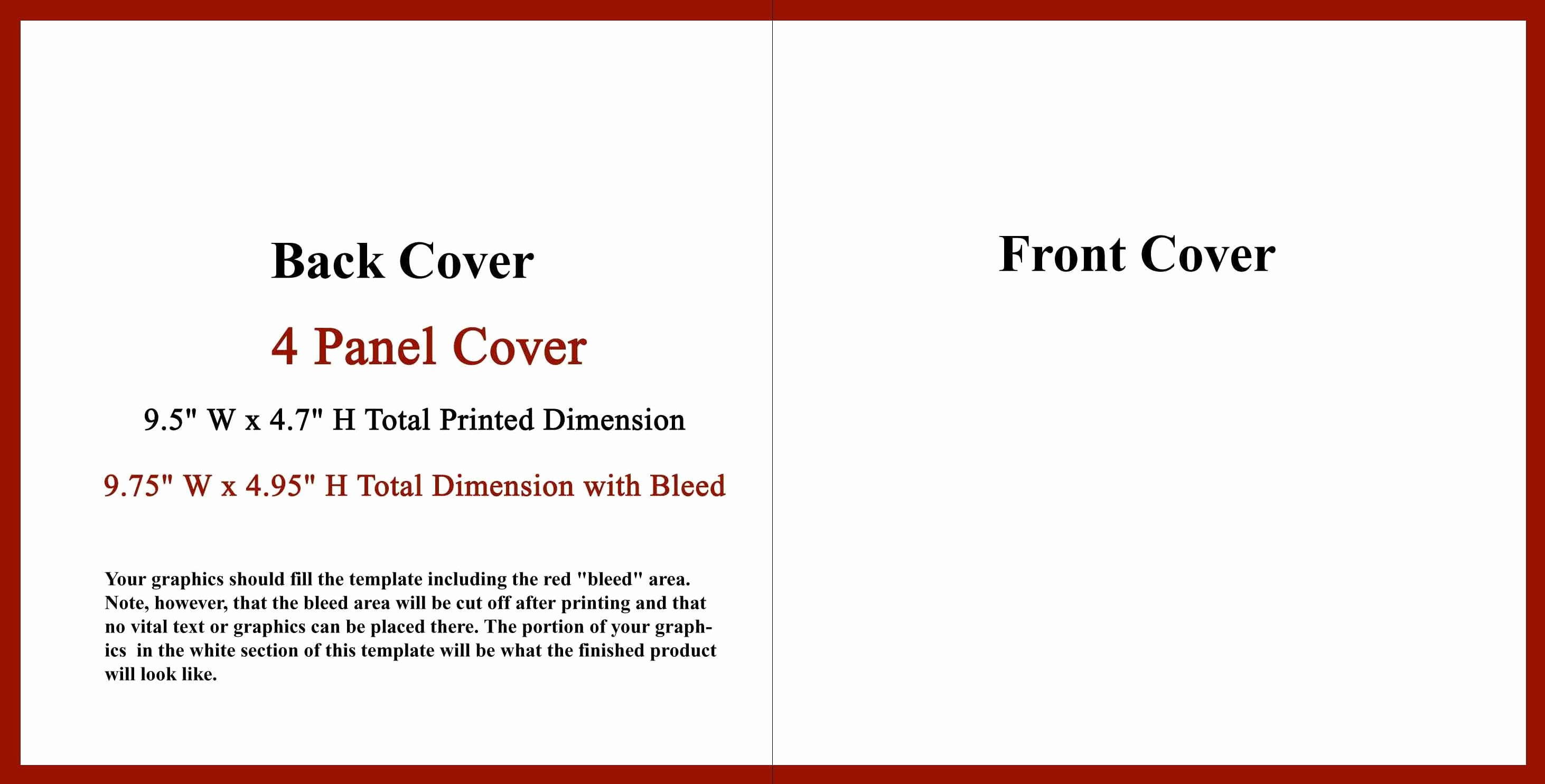 7 Best Of Booklet Template Cd Booklet Template
