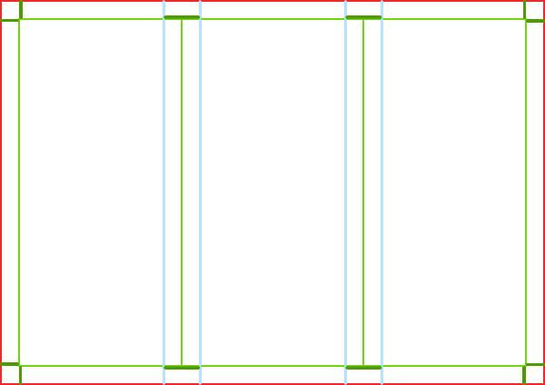 7 Best Of Free Printable Blank Brochure Template