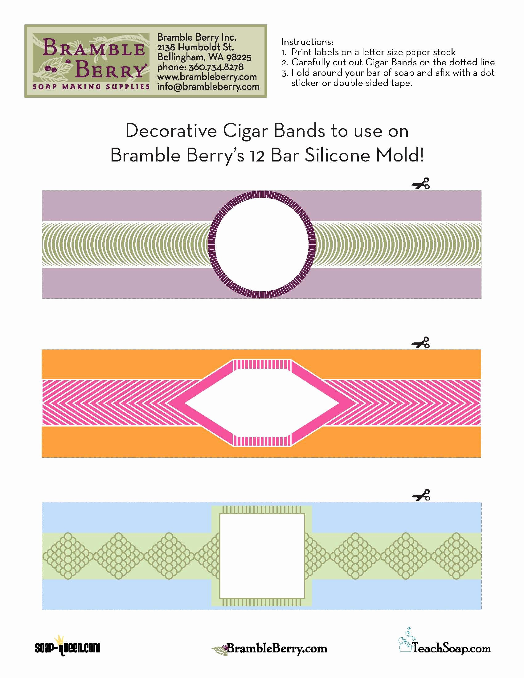 7 Best Of Free Printable Cigar Labels Free Cigar