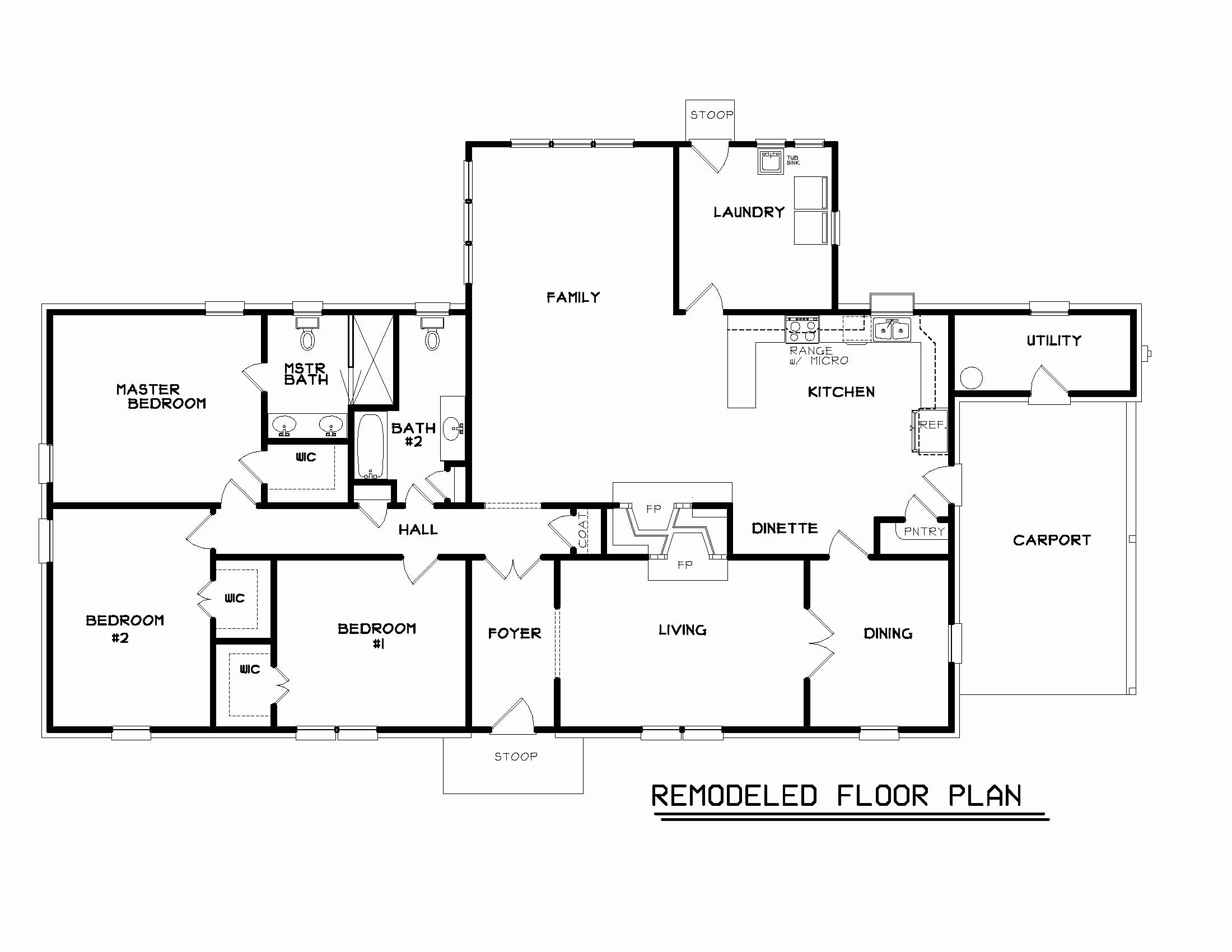 7 Best Of Layout Programs Ranch Style Homes Floor