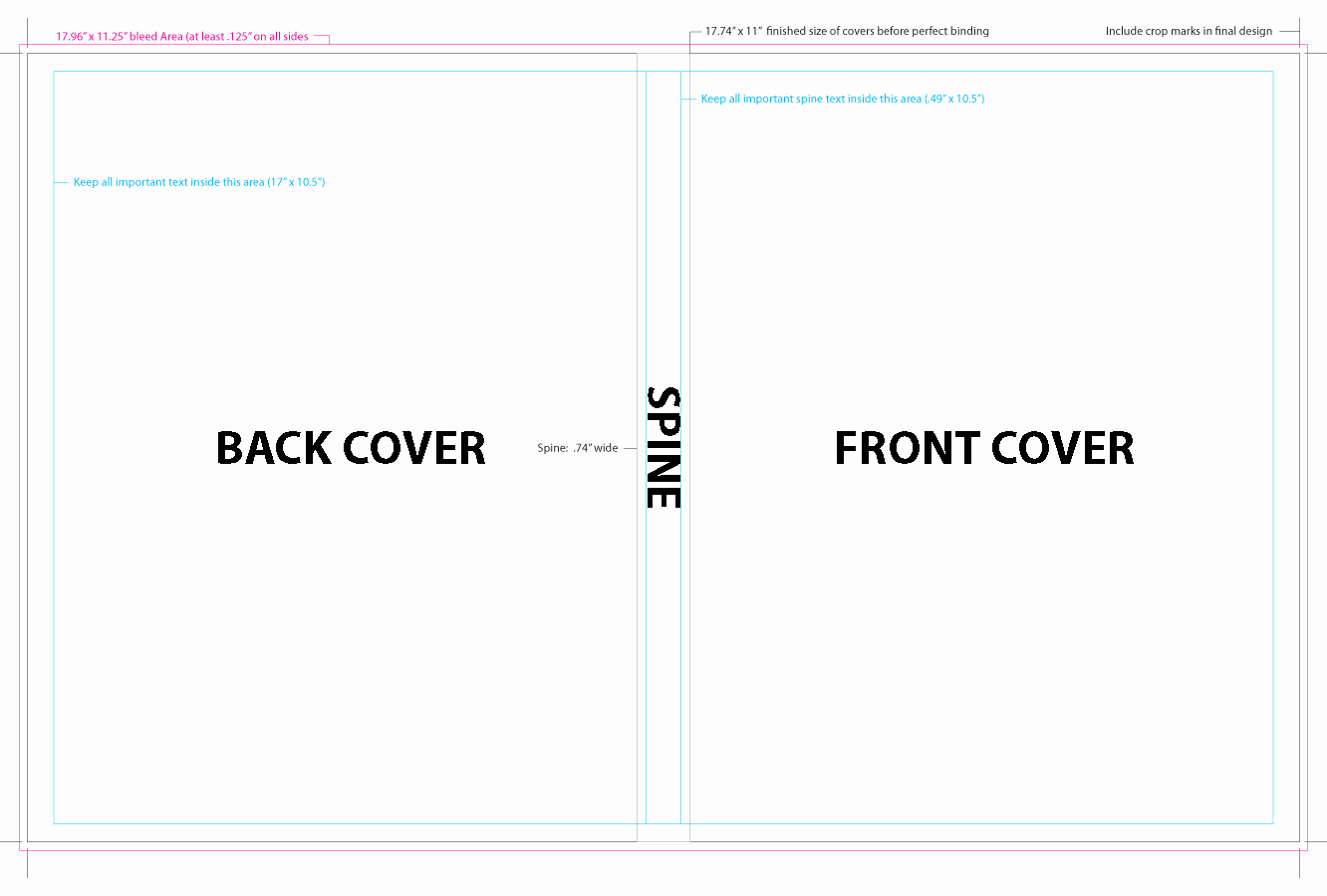 7 Best Of Printable Cookbook Cover Templates Free