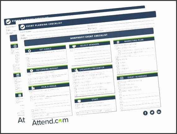 7 Church event Planning Checklist Template