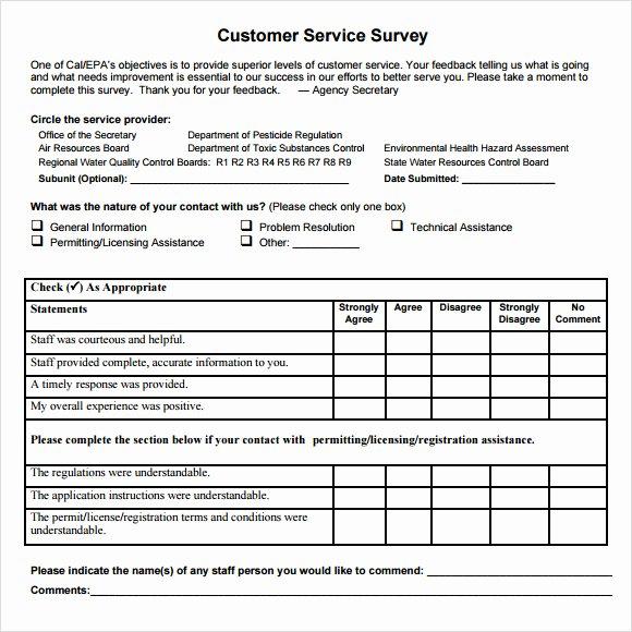 7 Client Satisfaction Survey Samples