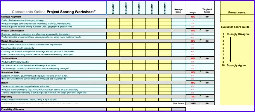7 Excel Implementation Plan Template Exceltemplates
