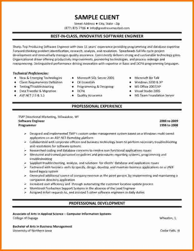 7 Experienced Mechanical Engineer Resume