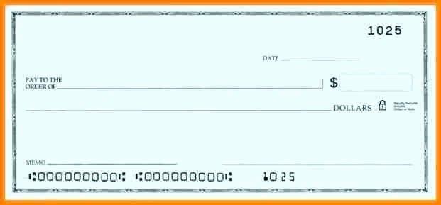 7 Free Payroll Checks Templates
