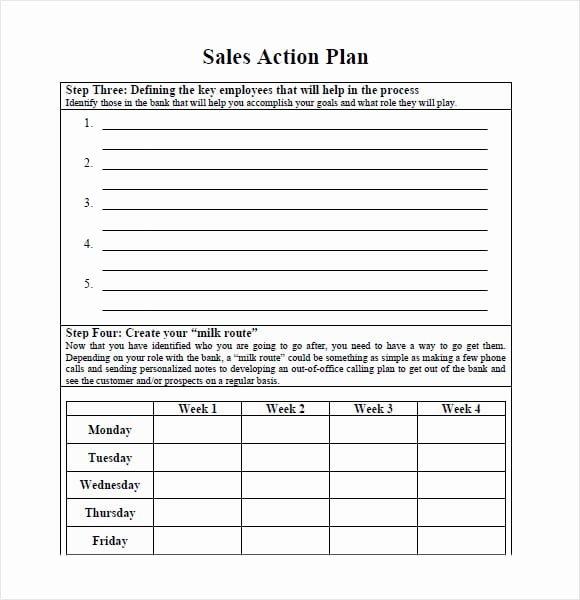 7 Free Sales Plan Templates Excel Pdf formats