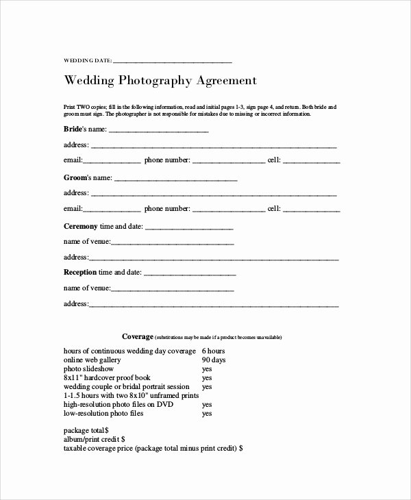 7 Graphy Agreement Contract Samples