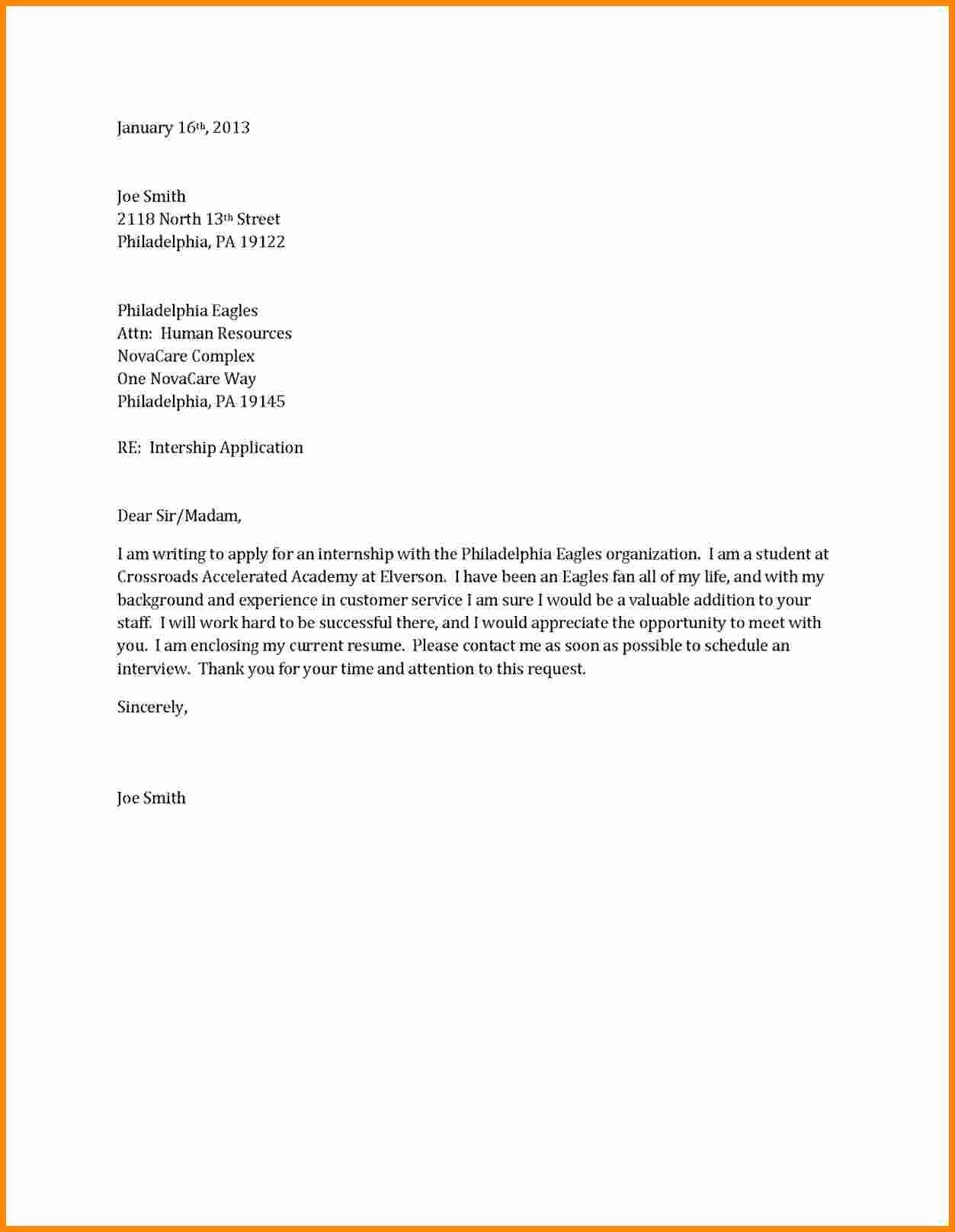 7 Job Resume Cover Letter Template