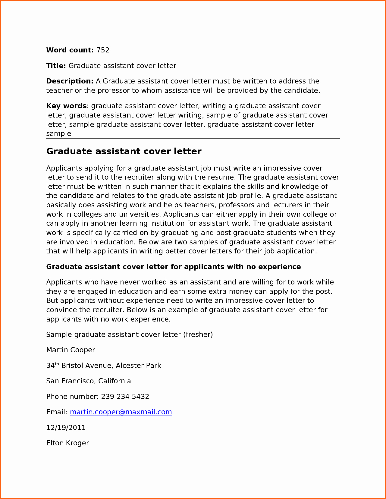 7 Medical assistant Cover Letter No Experience Bud