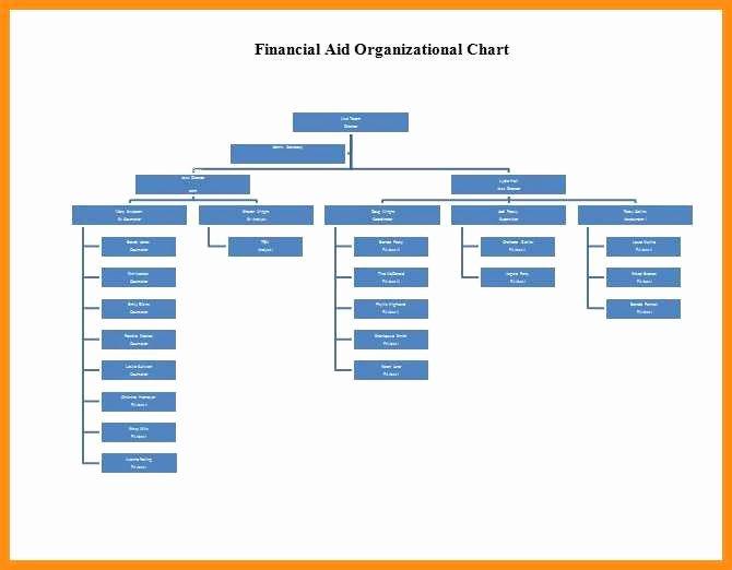 7 organization Chart