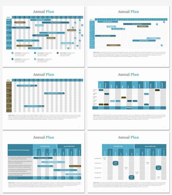 7 Powerpoint Gantt Chart Templates Ppt Pptx