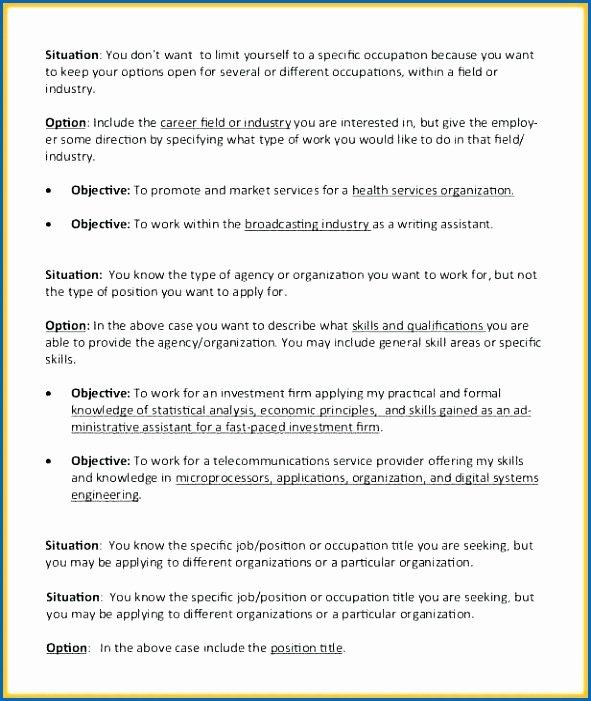 7 Resume Samples Career Change