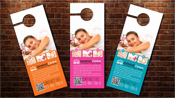 7 Sample Healthcare Door Hangers