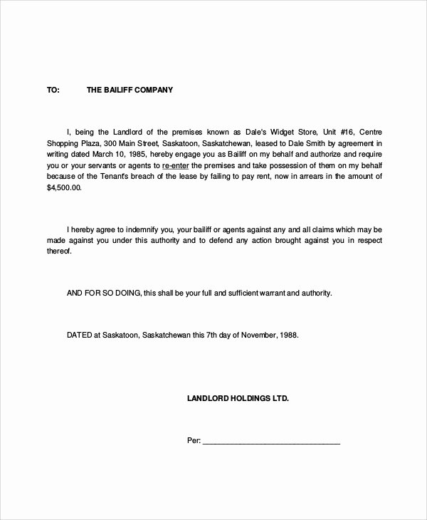 7 Sample Lease Termination Letters