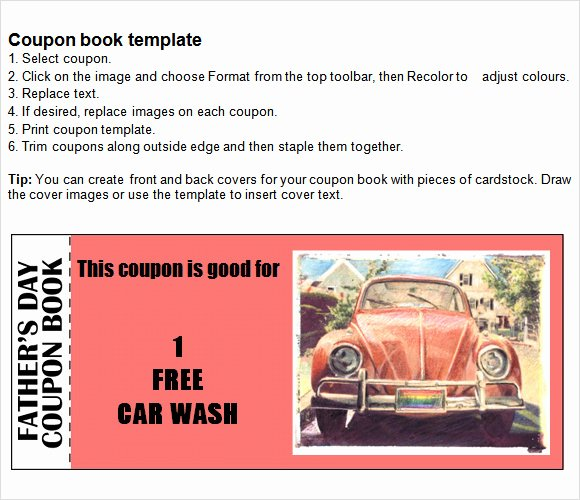 7 Useful Coupon Books