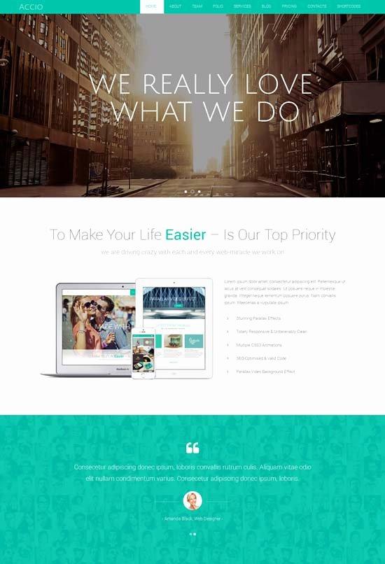 70 Best E Page Website Templates Free & Premium