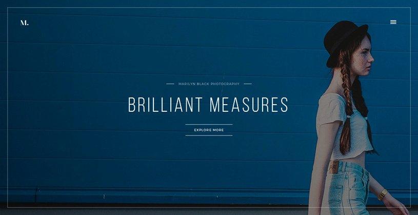 70 Best Graphy Website Templates Free & Premium