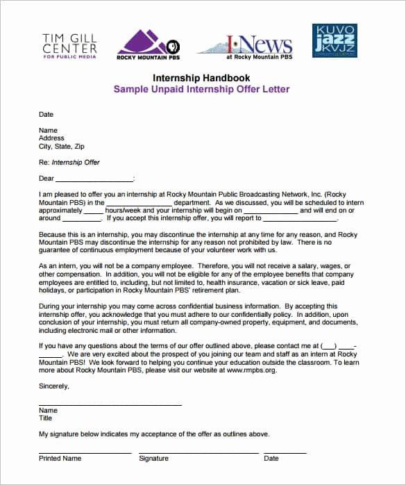 70 Fer Letter Templates Pdf Doc