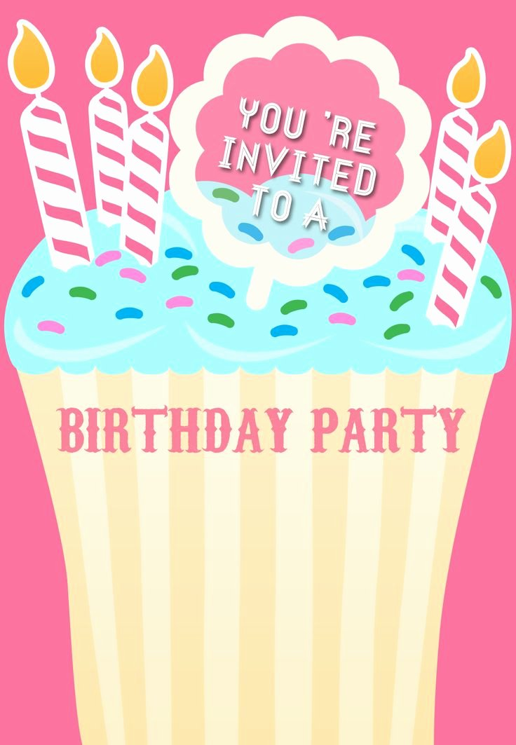 73 Best Images About Birthday Invitations On Pinterest