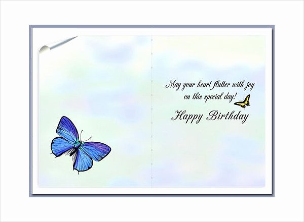 73 Birthday Card Templates Psd Ai Eps