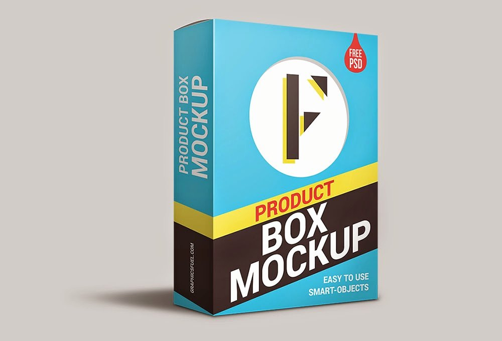 75 Free Product Packaging Mockup Psd Templates