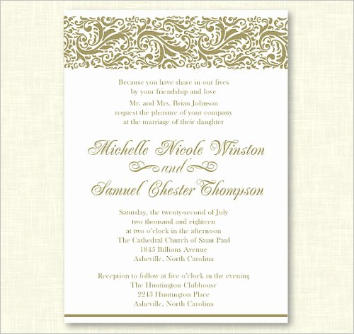 77 formal Invitation Templates Psd Vector Eps Ai